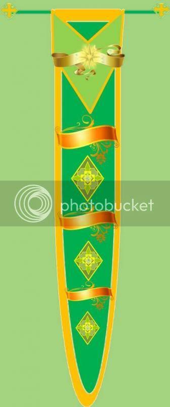 Risultati immagini per lothlorien flag