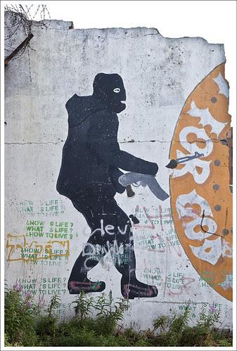 Belfast Mural 1