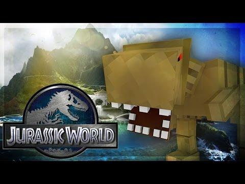 Minecraft Jurassic World Server - Muat Turun 7
