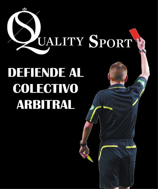 Cuando le pegas a un árbitro, me pegas a mí (artículo en Quality Sport)