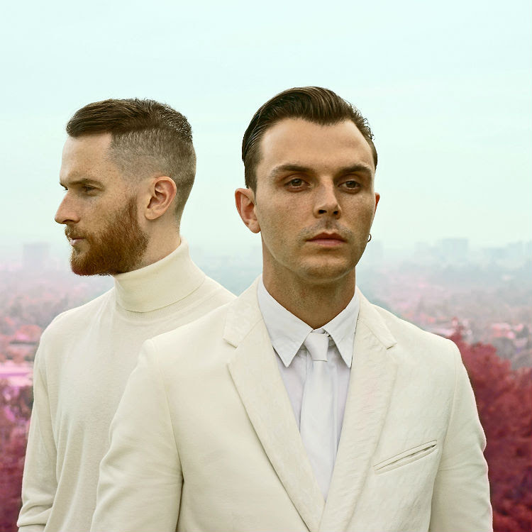 Hurts Some Kind Of Heaven single from new album revealed - listen