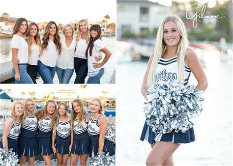 Cheer Team Photos   Newport Harbor High School 2016