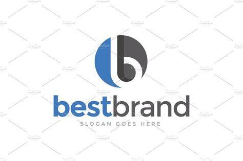 Best Brand Letter B Logo ~ Logo Templates ~ Creative Market