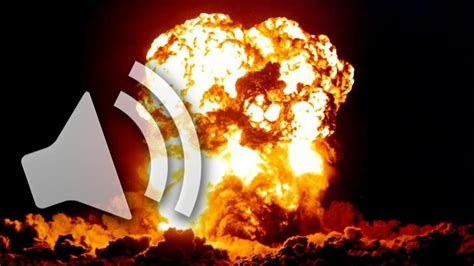 explosion sound effects mp  link youtube