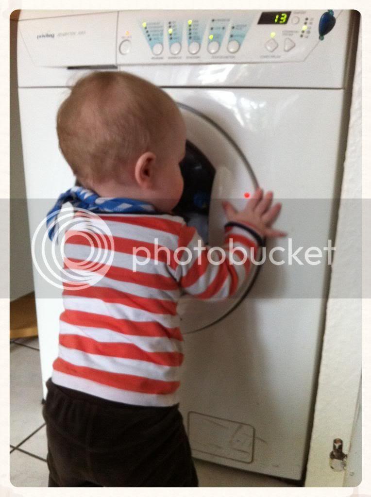 Waschmaschinen-TV