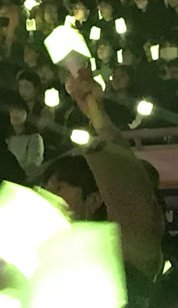 NCT 127 콘서트 응원단장 유노윤호 선배님 | 인스티즈