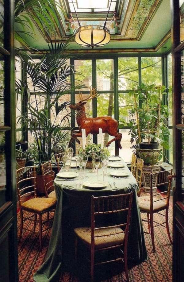 20 Winter Garden Design Ideas | Interior Design Ideas ...