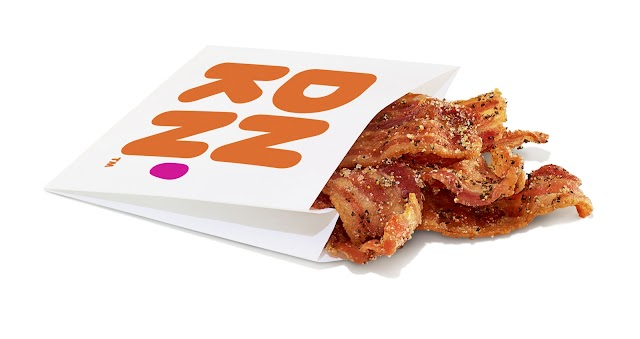 Dunkin' releases 'Snackin' Bacon' on menus nationwide
