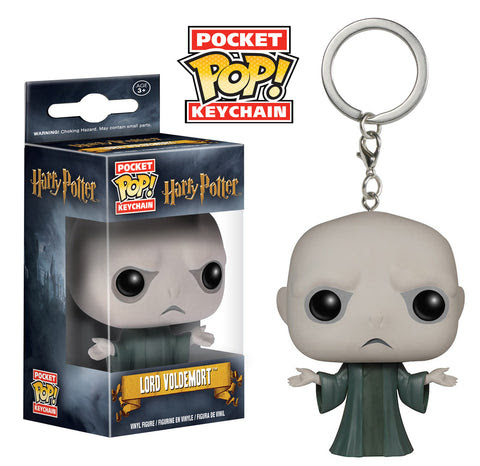 Pocket Pop! Keychain: Harry Potter - Voldemort