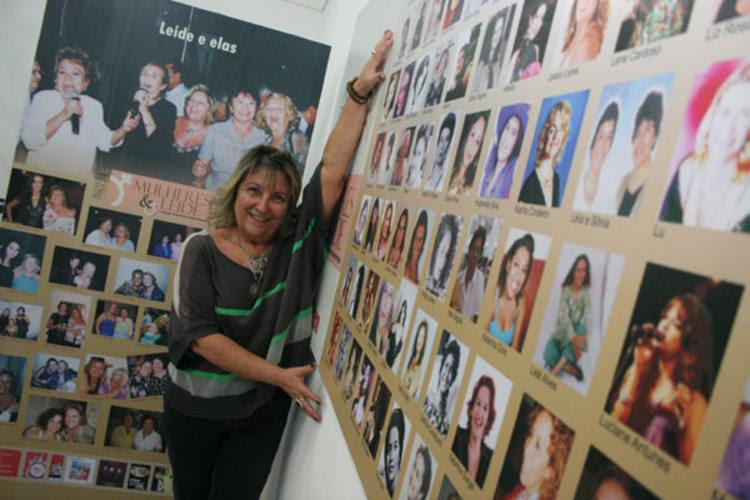 Pesquisadora Leide Câmara expõe acervo que mapeia personalidades femininas da música popular e erudita