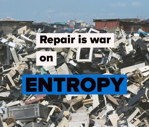 Chinook Observer Article: One Man's Fight Against Entropy
