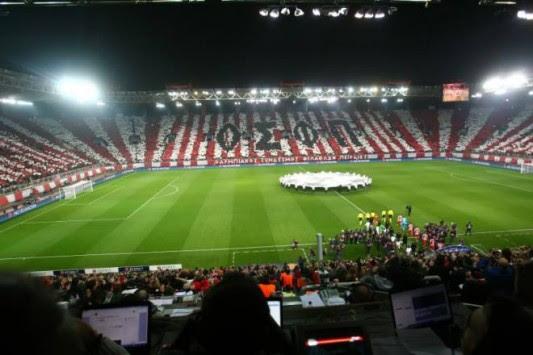Νύχτα πρεμιέρας – Ολυμπιακός – Ατλέτικο Μαδρίτης (21:45)