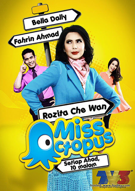 Poster Miss Octopus