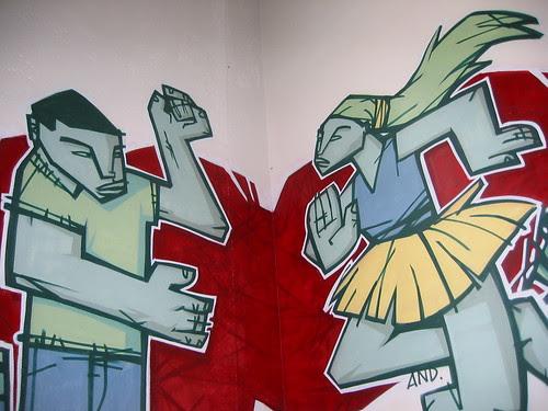 Loft Graffiti: Up-shot