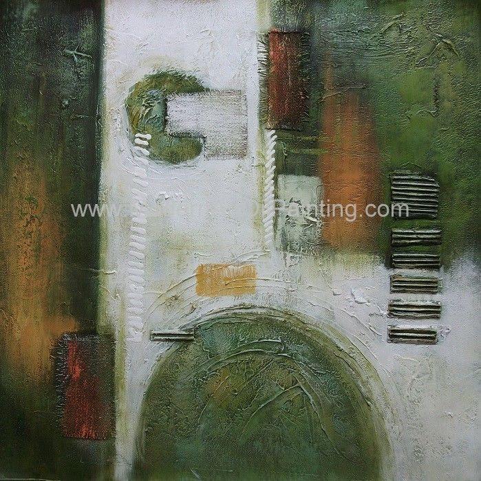 Peinture à Lhuile Peinte à La Main Décoration De Modèle Moderne D