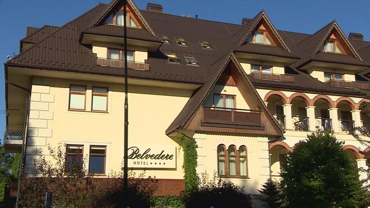Hotel Belvedere Stwarza Zagrożenie Dla Swoich Gości Raport Straży