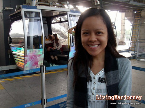 Cable Car Ride:  Ngong Ping 360, Hong Kong, by LivingMarjorney on Flickr
