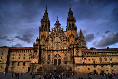 Santiago de Compostela, Spain (by obsidiana10)