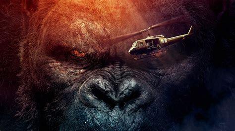 Wallpaper Kong: Skull Island, King Kong, HD, Movies, #3611