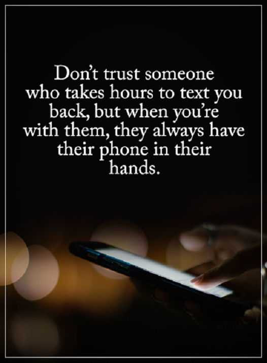 Relationship Love Quotes Why Don T Trust Someone Too Busy Boom Sumo