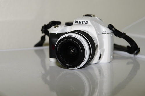 pentax k-x white test shots