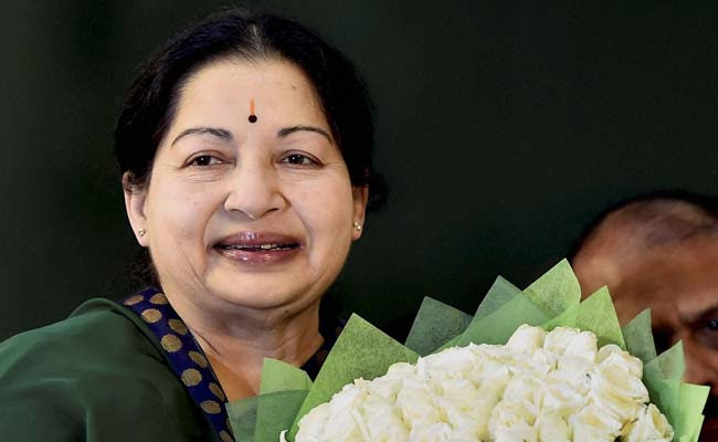 Chief Minister Jayalalithaa Inaugurates Series of Projects