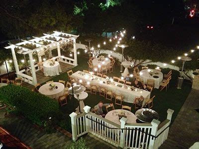 The Perry House Wedding Venue in Monterey CA 93940