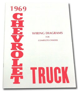 1969 Chevy Gmc Truck Wiring Diagram Chevy Truck Parts