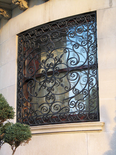 Window Grille, Upper West Side