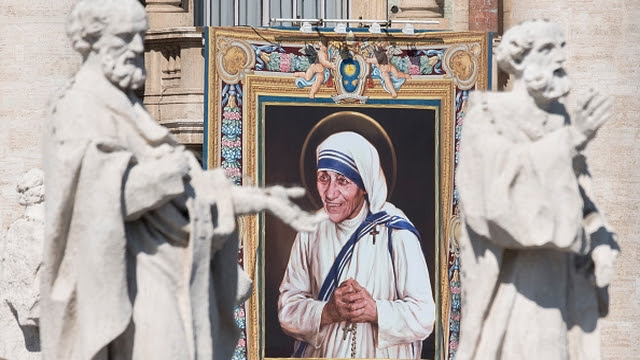 Image result for mother teresa sainthood update