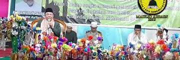 Safari Maulid Arbain Malam Ke 28 di Masjid Baburrahmat Sebengkok Tiram Tarakan 20191124