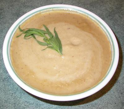 Stilton, Apple & Parsnip Soup