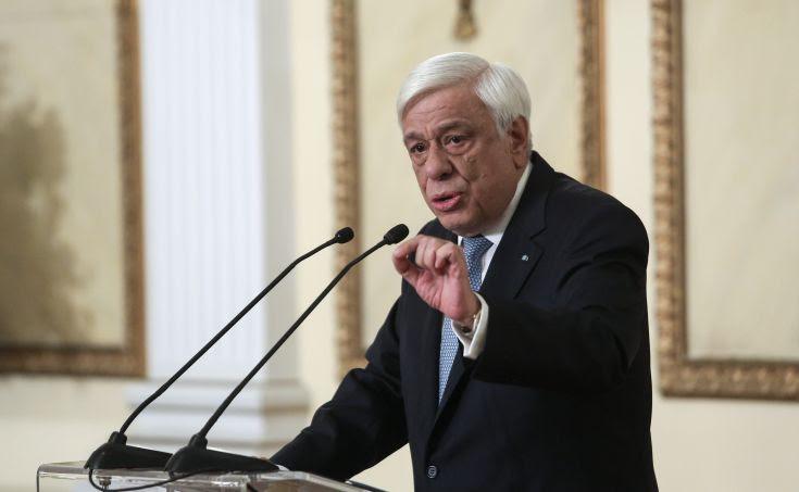 Παυλόπουλος: Καμία ανάπτυξη δεν είναι βιώσιμη χωρίς ένα κοινωνικό κράτος
