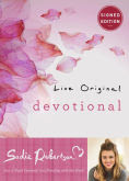 Title: Live Original Devotional (Signed Book), Author: Sadie Robertson