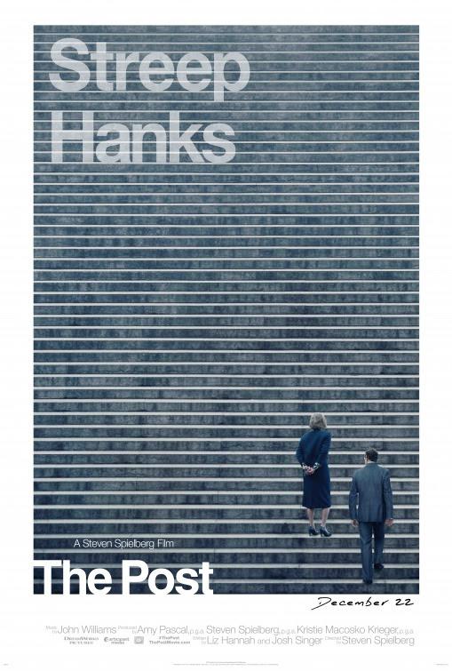 Resultado de imagem para movie poster The Post