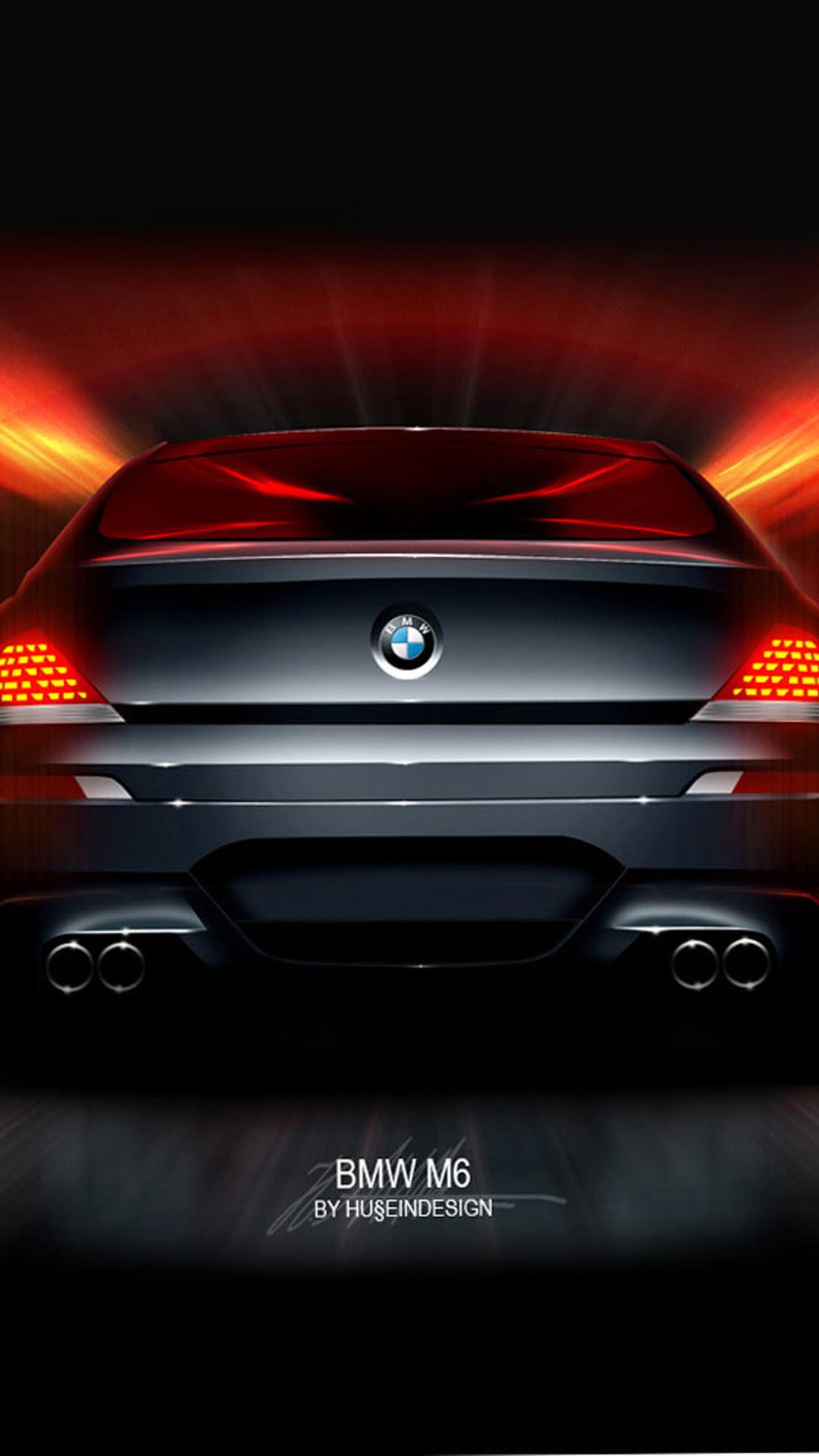 BMW M6 HD Wallpaper iPhone 6 plus  wallpapersmobile.net