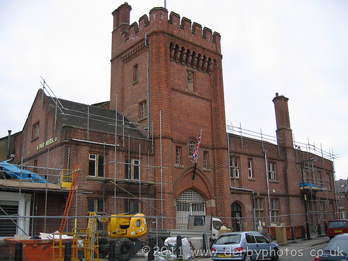 Edmund Road Drill Hall, Sheffield
