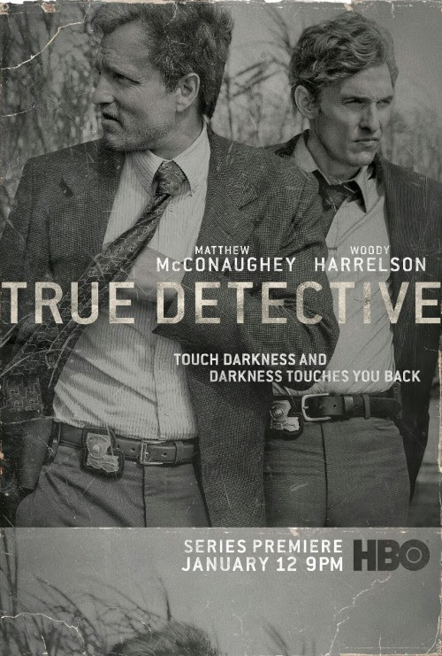 poster for HBO's True Detective