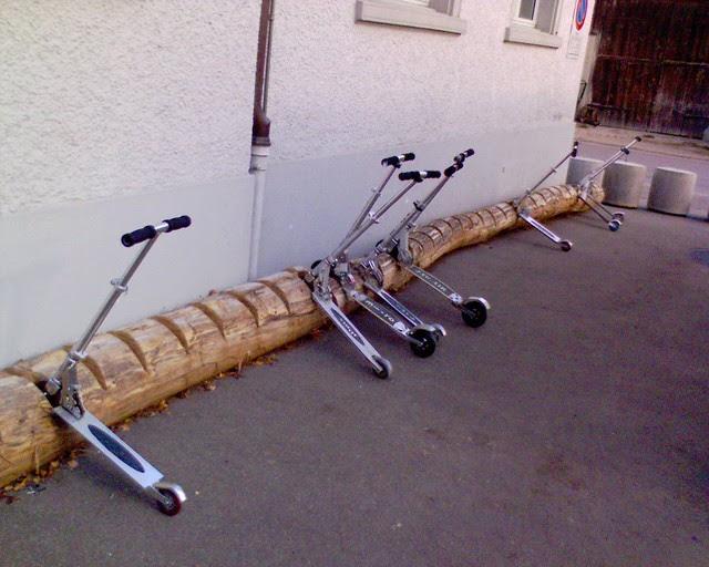 Scooter Stander Primarschule Wil Zh Oliver Muller Flickr