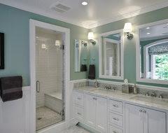 Kids bathroom without a tub? - Houzz