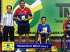 Equipe para-olímpica de tênis de mesa do Jundiaí Clube fica em 2º no Pernambuco