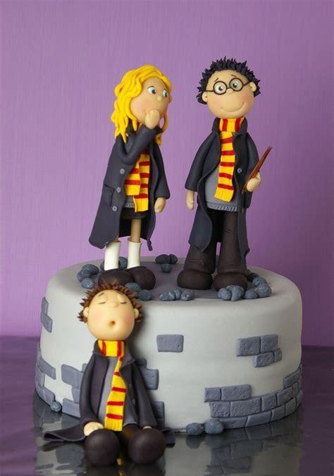 Harry Potter Cakes ? Decoration Ideas   Little Birthday Cakes