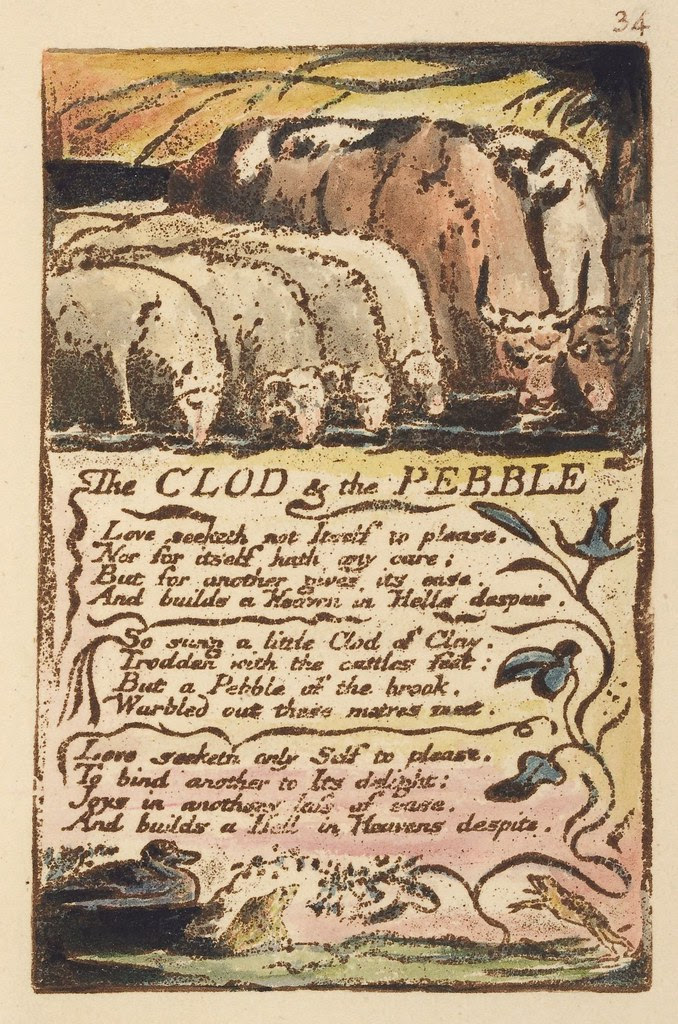Songs of Experience (The Clod of the Pebble)