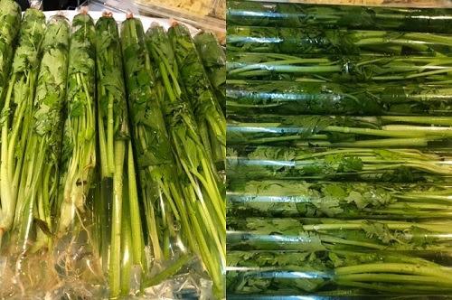 Harga sayur tidak terkawal, daun sup pula melambung