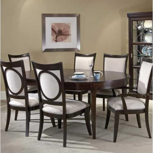 Amazon.com: Affinity Leg Table Dining Room Set by Broyhill Furniture