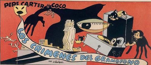 crimenes del gramofono