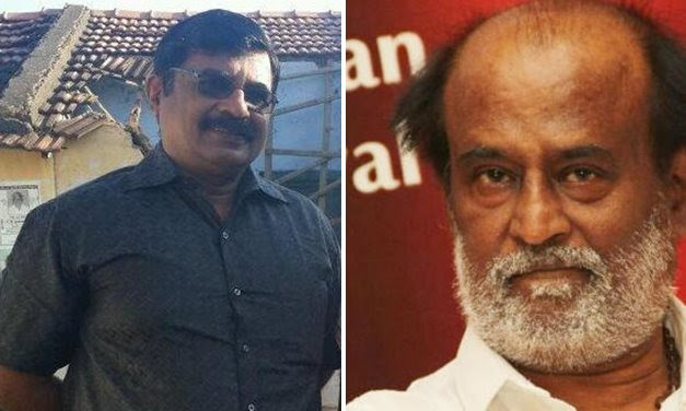 Karthik Subbaraj's father bags important role in 'Kabali'