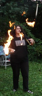 torch juggling