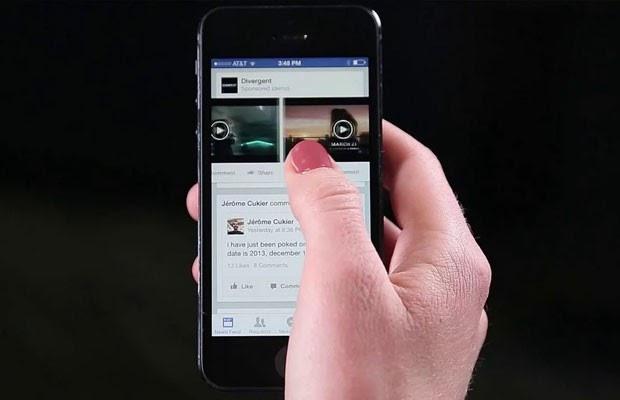 Facebook desafia YouTube e pagará criadores de vídeos publicados no site