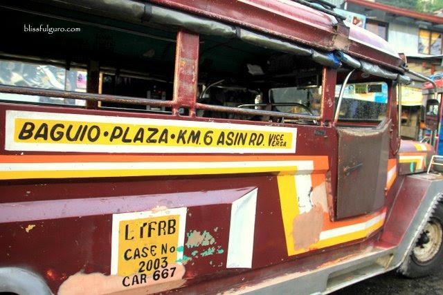 Commute Ben Cab Museum Baguio City